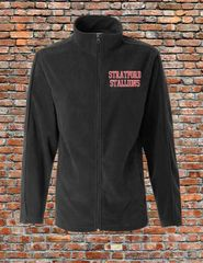 Ladies Poly-Tech Embroidered Fleece Jacket