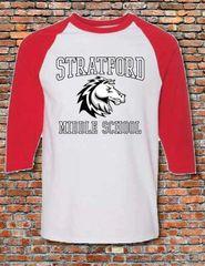 STRATFORD BASEBALL T