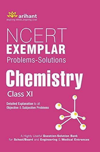 CBSE NCERT Exemplar Problems-Solutions CHEMISTRY class 11