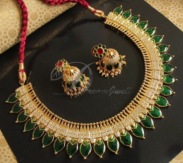 earrings jewellery gold necklace latest with watch designs beautiful hqdefault