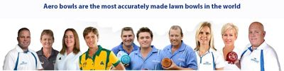 Accurate Lawn Bowls - AERO lawn bowls exclusive North American distributor