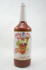 """Whiskey Willy's Original Bloody Mary Mix - (Two """"2"""" Pack Of 32 Oz. Bottles)"""