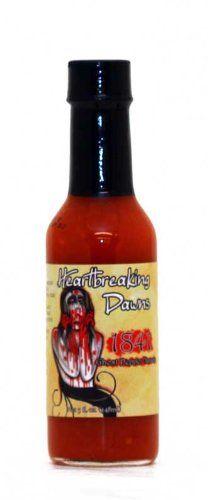 Heartbreaking Dawns 1841 Pear & Apple Ghost Sauce – (Single 5 Oz. Bottle)