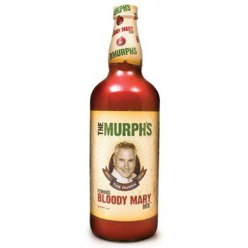 "The Murph's Famous Bloody Mary Mix (Two ""2"" Pack Of 33.8 Oz. Bottles)"