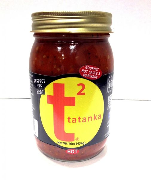 Tatanka 2 Hot Sauce – (2 Pack)