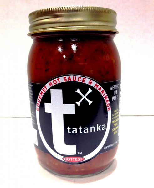 Tatanka X Hot Sauce – (2 Pack)