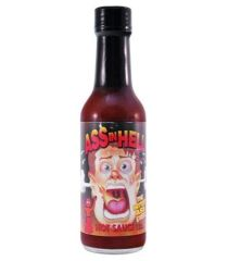 Ass In Hell (The Hottest Ass Ever) Hot Sauce - (3 Pack)