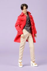 85027 RED BLOODED MALE MENSWEAR OUTFIT ONLY