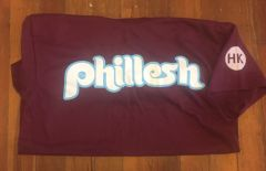 Phillesh 2.0 Retro Multi Color Soft Tee