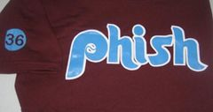 Phish Phils Retro with respect to Robin Roberts or Doc Holliday Soft Tee