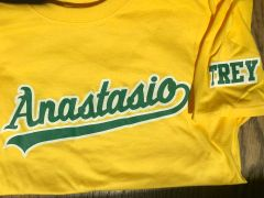 Anastasio Athletics Jersey