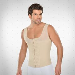 Men Abdominoplasty girdles vest, Postsurgery and Daily use