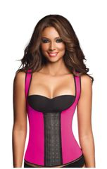 Waist Trimmer Reducing Vest Pink