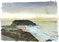 One each: The Lonely Sea, Ebb Tide, Point Sur, Morro Bay, Whispering Sea