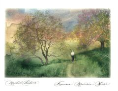 "5 greeting cards of ""Figueroa Mountain Winter"""