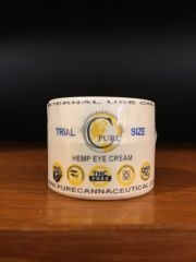 Trial Size PCS Eye Cream .25 oz. Organic-Non-GMO-Paraben Free