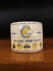 Hemp PCX Salve .05 oz 25 mg CBD