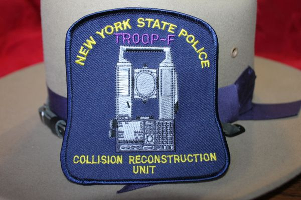 New York State Police Collision Reconstruction Unit