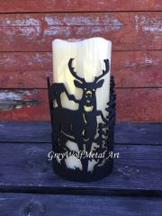 Deer - Candle Holder