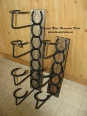 Vertical Hat Rack - 4 place
