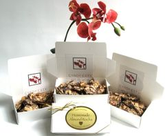Candy: 1/4 lb. Dark Chocolate Almond Rocha