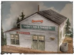 Goober's Service & Towing O Scale Kit