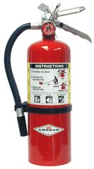AMEREX B402 ABC MULTI-PURPOSE DRY CHEMICAL EXTINGUISHER - 5 LB