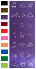 "Yoga Teddy Bear ""Show Me"" Mat"