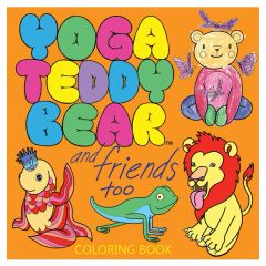 6+ Yoga Teddy Bear and Friends Too