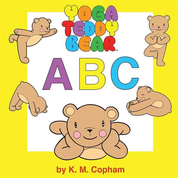 Yoga teddy bear a b c alphabet book yoga teddy bear coloring yoga teddy bear a b c altavistaventures Images