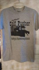Official Calf Pusher T-Shirt