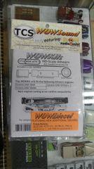 TCS WOWKIT Athearn Genesis SD60-SD70ACe