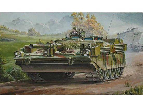 Trumpeter Sweden Strv 103C MBT 1/35