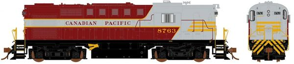 Rapido Ho Scale RS18 Canadian Pacific (Block Lettering) DCC & Sound *Pre-order*