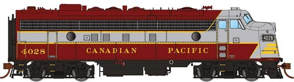 Rapido Ho Scale FP7 Canadian Pacific (Block Lettering) DCC & Sound *Pre-order*