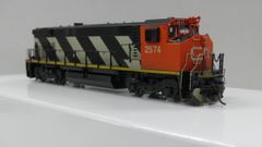 Overland Models Ho Scale MLW M420W CN #2574