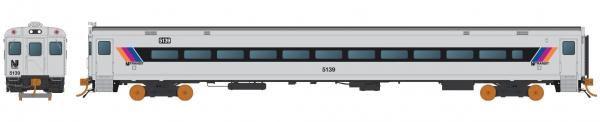 Rapido Ho Scale New Jersey Transit Comet Car Sets *Reservation*