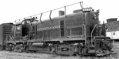 Bowser HO Scale RS-3 Pennsylvania w/Train Phone DCC Ready *Pre-order*