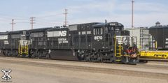 Scaletrains.com (2nd Run) Ho Scale C39-8 Norfolk Southern DCC & Sound W/ Ditchlights *Pre-order*