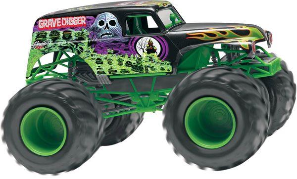 Revell 1/25 SnapTite® Grave Digger® Monster Truck