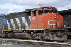 Athearn Genesis GMD GP38-2W Canadian National DCC Ready W/ Ditchlights *Pre-order*