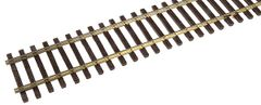 Ho Scale Micro Engineering Non-Weathered Code 83 Flex Track (6 Pcs)