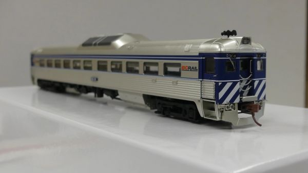 Rapido Ho Scale RDC-1 Phase 2 BC Rail DCC Ready