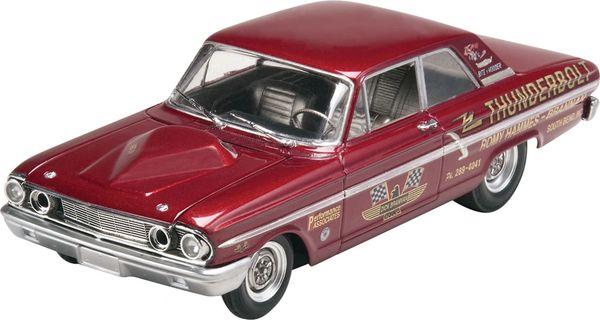 Revell 1/25 '64 Ford Fairlane Thunderbolt 2 n 1