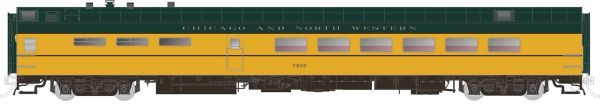 Rapido Ho Scale Pullman Standard Chicago Northwestern Dining Car *Pre-order*