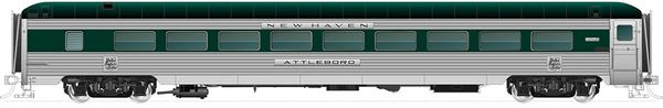Rapido Ho Scale 36-Seat Parlor – New Haven Green (w/skirts)