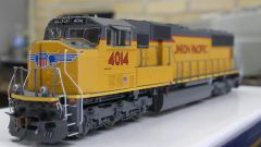 Athearn Genesis Ho Scale SD70M Union Pacific #4014 DCC Ready