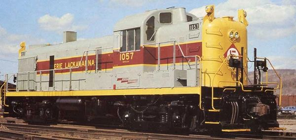 Bowser HO Scale RS-3 Erie Lackawanna DCC Ready *Pre-order*