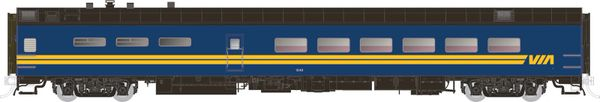 Rapido Ho Scale Pullman Standard Via Rail Dining Car *Pre-order*