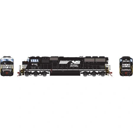 Athearn Genesis Ho Scale Norfolk Southern SD60I DCC Ready *Pre-order*